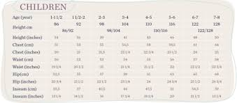 Height Weight Dress Size Chart Uk Size Guide Newbie