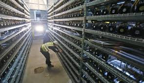The short answer is yes. As Cryptocurrency Prices Fall Miners Look For Other Things To Do With Their Server Farms Los Angeles Times