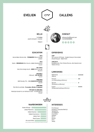 Good Design Resume Dissecting The Good And Bad Resume In A Creative Field Emily