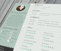Beautiful Resume Templates Enchanting Beautiful Resume Template 28 Free Beautiful Resume Templates To