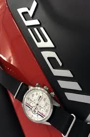 the mechanism of a bespoke maurice de mauriac watch high quality maurice de mauriac le mans watch on top of a dodge viper bespoke watches for