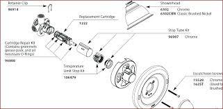 moen shower repair shower valve installation single handle shower faucet parts diagram inside shower valve pressure