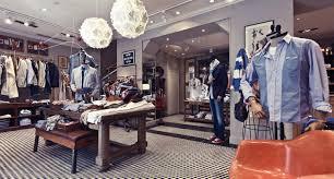 Interior Design For Menswear Fashion Retail Decoration Shops Design Ideas For Mens