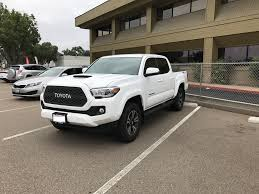 2016 - 2017 Toyota Tacoma Grille Insert | Empyre Off-Road ...