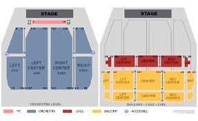 Hangar Theatre Seating Chart Landmark Theatre Syracuse Ny Seating Chart Landmark