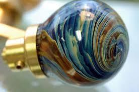 blue glass door knobs. Megna Glass Cabinet Doorknob Hot Knobs By Handmade Blown Round Blue Door O
