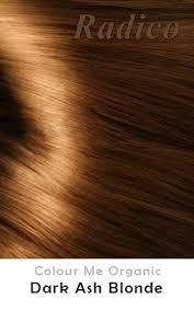 Radico Hair Color Chart Radico Colour Me Organic Dark Ash Blonde