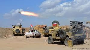 بغداد - تقدم القوات العراقية  باتجاه مدينة تكريت