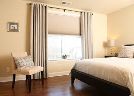 Bedroom Curtains - Bedroom Window Treatments | Budget Blinds