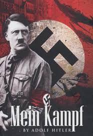 Bildergebnis für Hitler mein kampf