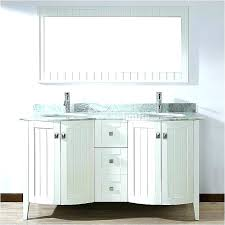 bathroom vanity decorating ideas black double unique stained wooden frame glass window side top