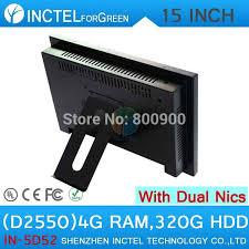 aliexpress com buy touch screen smart tv 5 wire gtouch 15 touch screen smart tv 5 wire gtouch 15 inch led touch 4g ram 320g hdd