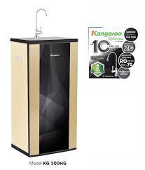 Máy lọc nước Kangaroo Hydrogen 10 Cấp Lọc KG100HG VTU - Kangaroo.vn
