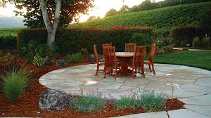the good shape of flagstones patios. \u0027Classic Oak\u0027 Arizona Flagstone Circular Patio The Good Shape Of Flagstones Patios R
