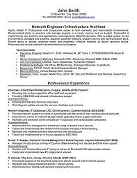 Network Specialist Resume Network Technician Sample Resume Digiart