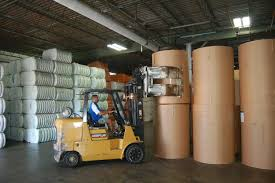 nj import export logistics paper roll fulfillment