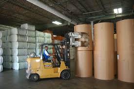 nj import export logistics paper roll fulfillment