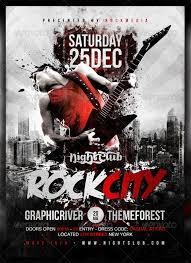 Concert Poster Design Free Concert Flyer Template 19 Concert Poster Templates