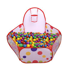ball kids. buy mudder kids ball pit pool play tent with mini basketball hoop 3.93 feet online at low prices in india - amazon.in