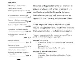 Download Free Resume Templates For Openoffice Download By Tablet