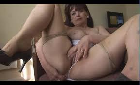 Busty granny babe 04