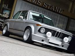 BMW 2002 technical details, history, photos on Better Parts LTD
