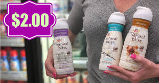 This flavored dairy creamer is made with all natural. Coffee Mate Natural Bliss Coffee Creamer As Low As 2 00 At Kroger Kroger Krazy