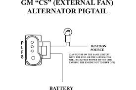 4 prong gm alternator questions hot rod forum hotrodders wiring gm 4 pin alternator wiring diagram at 4 Wire Alternator Diagram