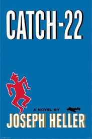 image is loading catch 22 book cover poster 24x36 shrink wrapped