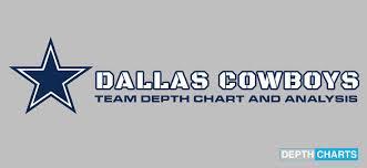 2019 2020 Dallas Cowboys Depth Chart Live