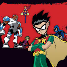 Album photo teen titans