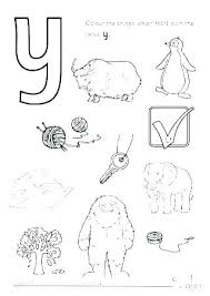 E Is For Elephant Coloring Page Cremzempme