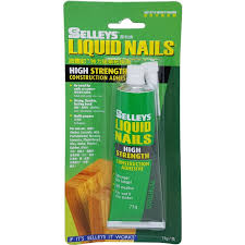 selleys liquid nails high strength 75gm