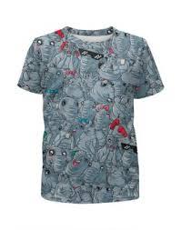 """<b>Детские футболки</b> c необычными принтами """"ждун"""" - <b>Printio</b>"""