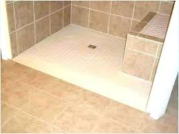 installing a shower base on concrete floor concrete shower base concrete shower floor installing fiberglass shower