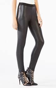 bcbgmaxazria andrei faux leather legging