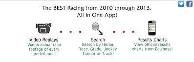 Equibase Equibase Racing Yearbook App 2013 Edition
