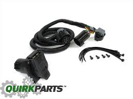 10 16 dodge ram 2500 3500 wiring harness for fifth wheel trailer does not apply