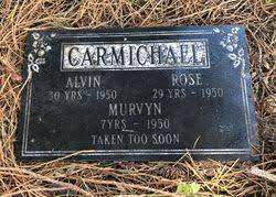 "Alvin Myles ""Hoagy"" CARMICHAEL (1919-1950) - Find A Grave Memorial"