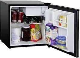 tiny refrigerator office. Small Office Refrigerator 1.6 Cu. Ft. Black Open View Tiny 1