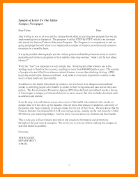 formal letter example 13 example of a formal letter to the editor bike friendly windsor