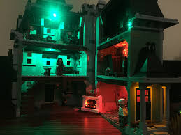 haunted house lighting. preorder spooky haunted house light and sound kit power supply not included lighting