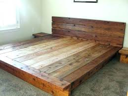 amazing build a wood bed frame m3222499 diy wood bed frame and headboard