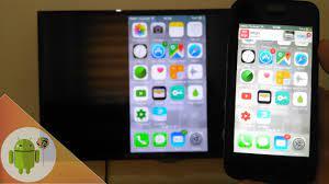iPhone Ekranını Televizyona Yansıtma - YouTube