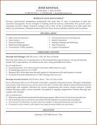 Resume Sample For Sales Representative Sample Manager Resumes Sales