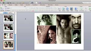 powerpoint photo albums import batch photos to powerpoint slideshow youtube