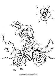 Kleurplaat Piet Met Pepernoot Feestdagen