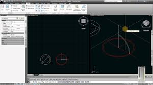 how to draw a shallow dome in autocad architecture