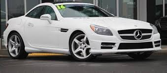 mercedes benz slk cl 2016 slk 300 2dr convertible 2 0l 4cyl turbo