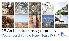 25 Architecture Instagram Feeds to Follow Now (Part IV) | ArchDaily